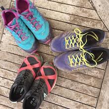 Обзор трех моделей кроссовок Inov-8