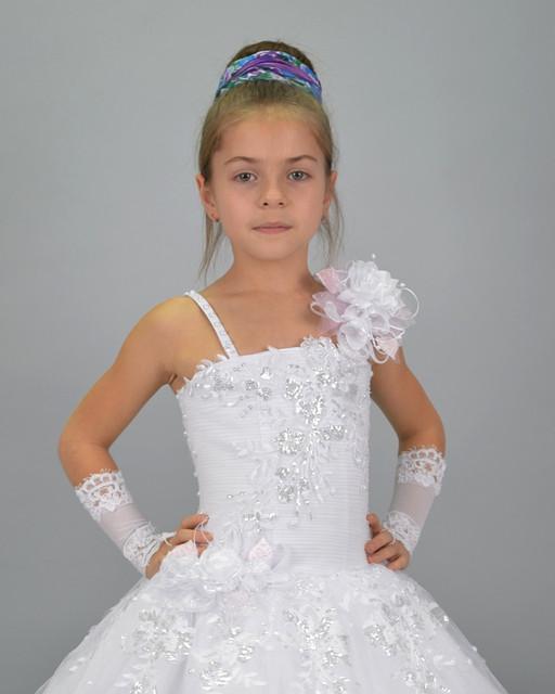 Детское Платье На Выпускной В Садик Купить