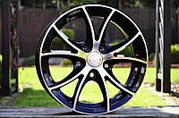Литые диски R14 5x100 на Skoda Fabia VW Polo sedan (Шкода Фабия Фольксваген Поло седан)