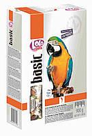 Полнорационный корм для крупных попугаев Lolo Pets (Лоло Петс) basic for BIG PARROTS, 900 гр