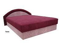 Ривьера Кровать с матрасом (160х200) матрасная ткань