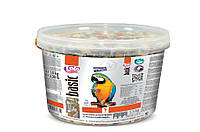 Полнорационный корм для крупных попугаев Lolo Pets (Лоло Петс) basic for BIG PARROTS 1,5 кг