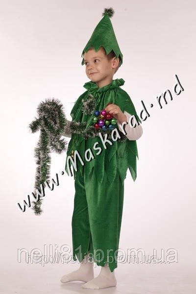 Костюм елочка своими руками для мальчика