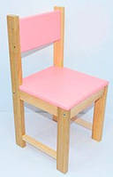 Детский стульчик из дерева Игруша