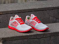 Женские кроссовки Nike Free Run 5.0 Grey