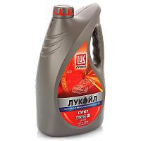 Лукойл Супер 10W-40 Моторное масло 4л