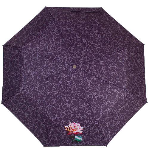 Зонт необычный женский автомат AIRTON (АЭРТОН) Z3911-5179 фиолетовый, антиветер.