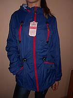 Ветровка -парка на девочек, 134 - 158 см