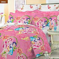 Подростковый комплект постельного белья Феи Viluta ткань Ранфорс платинум 2024