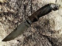 Нож Ночной змей. Оригинальный нож ручной работы.