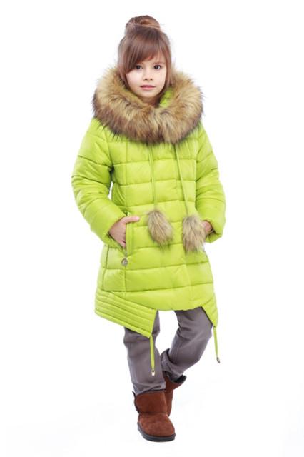 Зимние детские куртки пальто пуховики 2016-2017