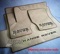 Vip tuning Ворсовые коврики в салон Jaguar XF 2008г>