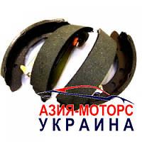 Колодки тормозные задние Chery Amulet A11 (Чери Амулет А11) A11-3502170
