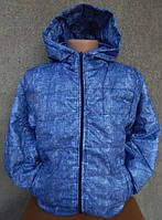 Детская осенняя куртка на синтепоне, 2-7 лет