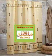 """Шторка для ванной комнаты """"Egipt"""", Miranda. Производство Турция"""