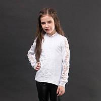 Детская трикотажная блузка для девочки ГРАЦИЯ