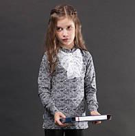 Детская трикотажная блузка для девочки ЖАБО
