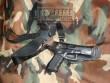 Кобура оперативная кожаная формованная трехслойная для пистолетов Glock 17 и Stalker 917