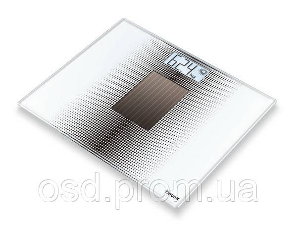 Весы дизайн Beurer GS 41 SOLAR