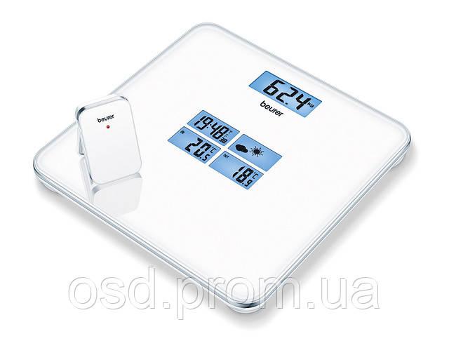 Весы дизайн Beurer GS 80