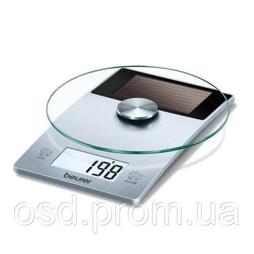 Кухонные весы Beurer KS 39 Solar