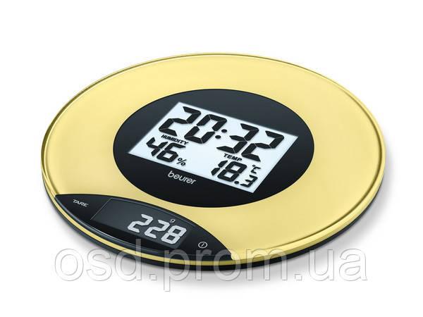 Кухонные весы Beurer KS 49 YELLOW