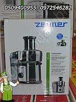 Соковыжималка  Zelmer JE1200, соковыжималка на целое яблоко. Новая качественная техника из Европы.