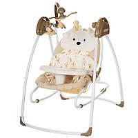 Детская шезлонга - качалка для новорожденных (SG 110-1)