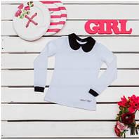 Блузка для девочки ТМ Фламинго, стрейч-кулир (артикул 795-413)
