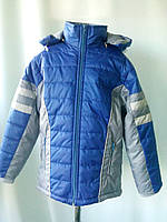 """Куртка-парка  """"Чикаго"""" для мальчика от 5-до 8лет(110 -128рост)"""
