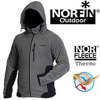 Куртка флисовая Norfin Outdoor Gray (475101-S)