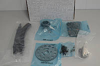 Комплект цепь ГРМ + звёздочки + направляющие на Renault Trafic 2006-> 2.0dCi — Renault - 130C12127R