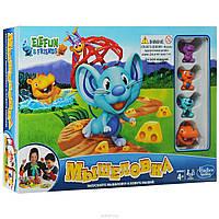 Hasbro Настольная игра Мышеловка
