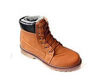 Ботинки мужские под Timberland (Brown)