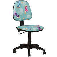Кресло детское Пул Пони - бирюзовый (АМФ-ТМ)