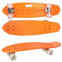 Скейт Пенни борд (Penny board), 67-17см BLS 2618