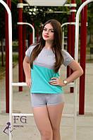 Женский спортивный костюм на лето