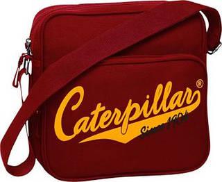 Стильная повседневная сумка для IPAD CAT 82602;149 бордовый