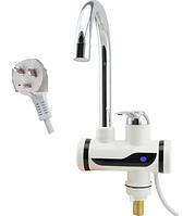 Кран водонагреватель электрический проточный Рапид Rapid на мойку
