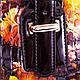 Красивая женская сумка из качественного кожезаменителя ANNA&LI (АННА И ЛИ) TUP13632-3 (оранжевый), фото 5