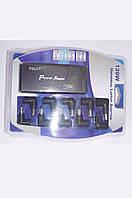 Блок питания адаптер 12-24 Вольт 6 Ампер для ноутбуков 120W