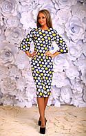 Платье женское ромашка, фото 1