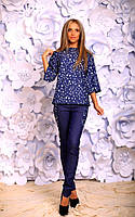 Костюм женский кофта и брюки, фото 1