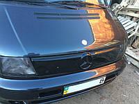 Mercedes Vito W638 Зимняя решетка радиатора черная под покраску