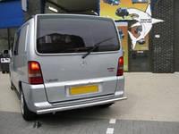 Mercedes Vito W638 Задняя дуга 60мм