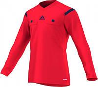 Футболка арбитра футбол Adidas Referee 14 Jersey Longsleeves D82289