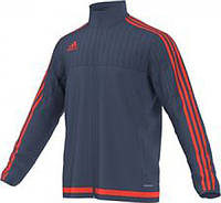 Джемпер спортивный мужской на молнии adidas TIRO15 Training Jacket S27112