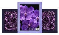 Оригинальная фоторамка Пьедестал Почета — Фиолетовый 3 фото
