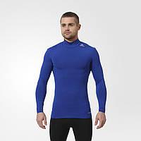 Компрессионная футболка с длинным рукавом Techfit Base Adidas мужская D82117