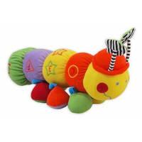 Плюшевая игрушка Baby Mix Гусеница ТЕ-9117-32